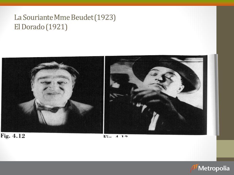 La Souriante Mme Beudet (1923) El Dorado (1921)