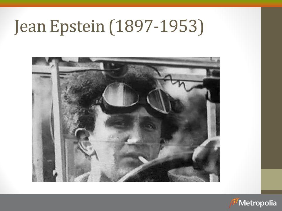 Jean Epstein (1897-1953)