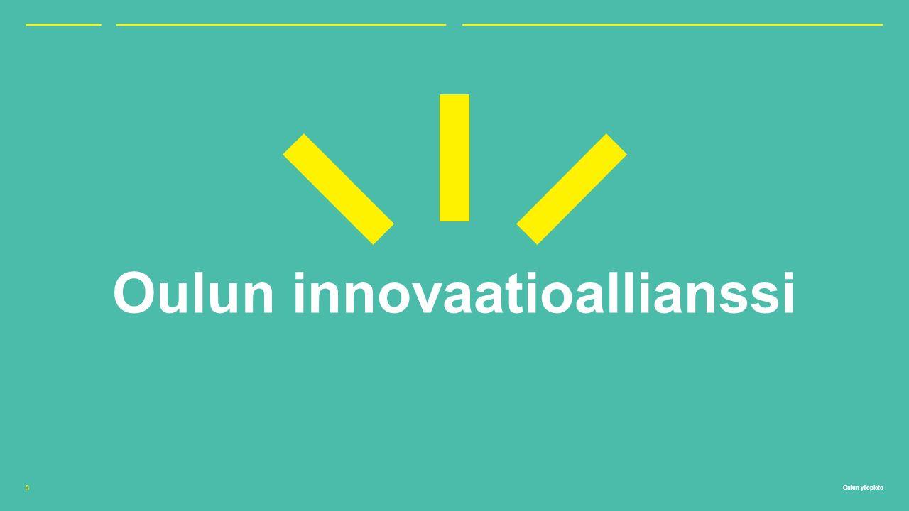 Oulun yliopisto Oulun innovaatioallianssi 3