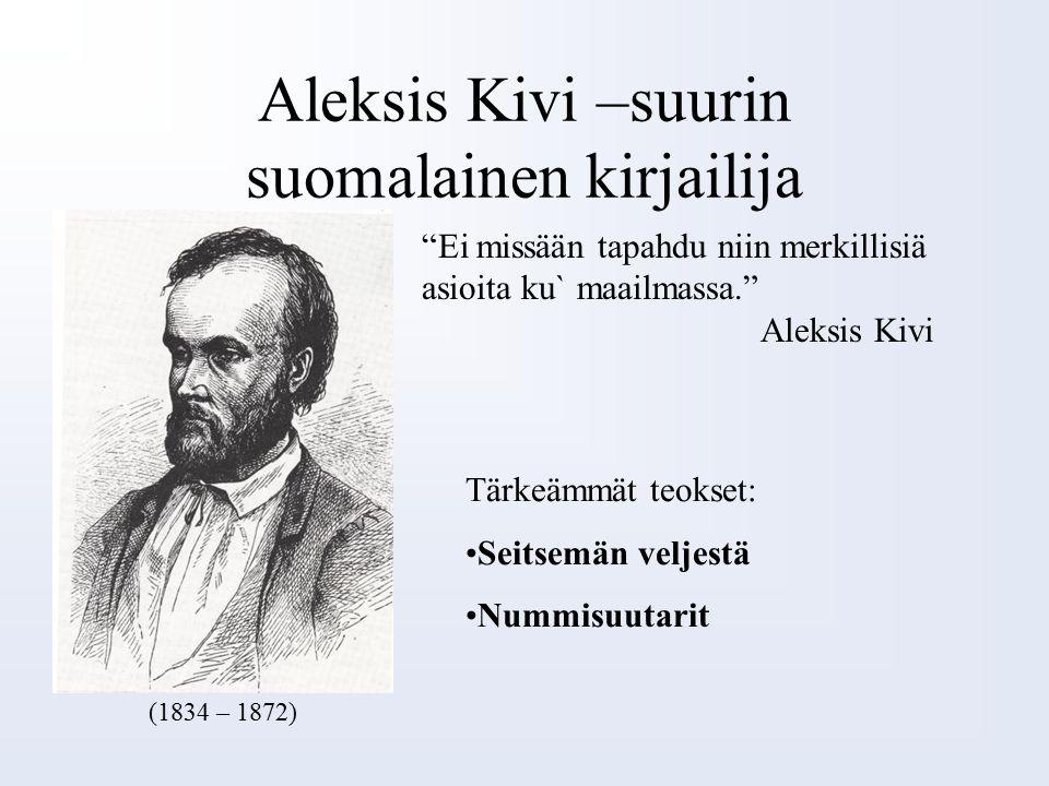 Mikael Agricola - Suomen kirjakielen isä Mikael Agricolan tärkeimpiä teoksia on ensimmäinen suomenkielinen aapinen ABC-kirja (1540)Mikael Agricolan tärkeimpiä teoksia on ensimmäinen suomenkielinen aapinen ABC-kirja (1540) Hän suomensi myös Uuden Testamentin (1548)Hän suomensi myös Uuden Testamentin (1548)