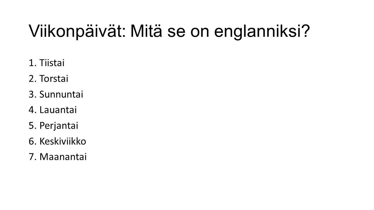 Ruotsin kieli englanniksi