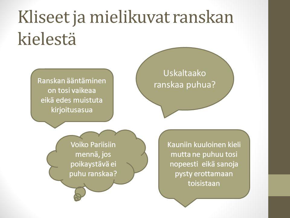 saksa suomi ääntäminen
