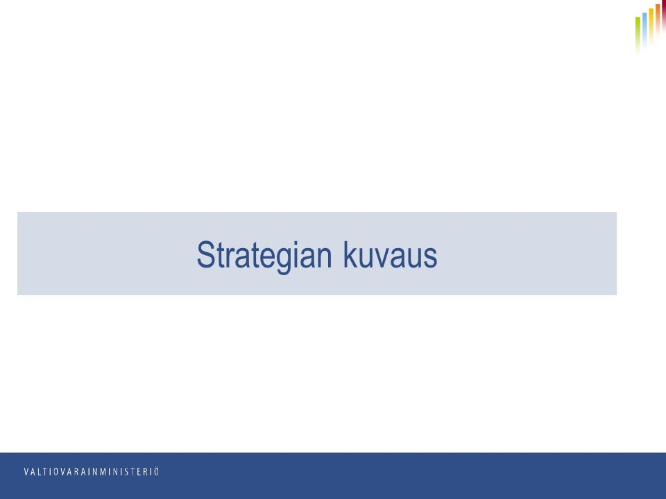 Strategian kuvaus