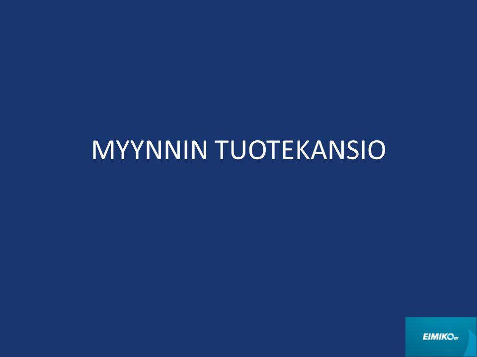 MYYNNIN TUOTEKANSIO