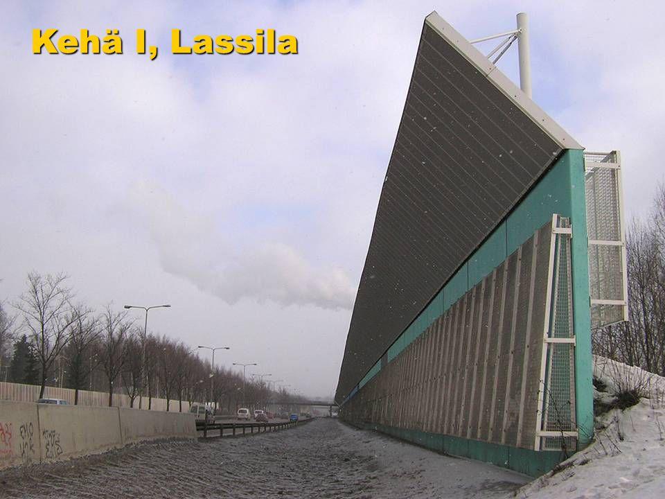 25.10.2007PTL 33 seminaari18 Kehä I, Lassila