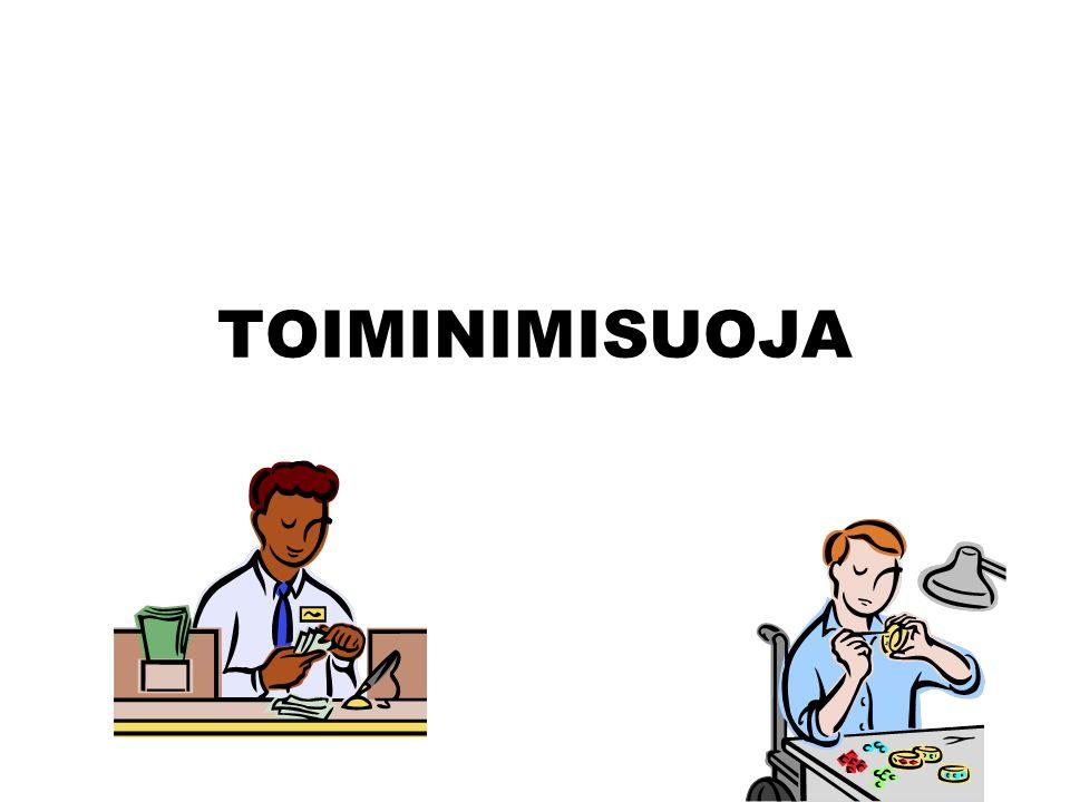 TOIMINIMISUOJA