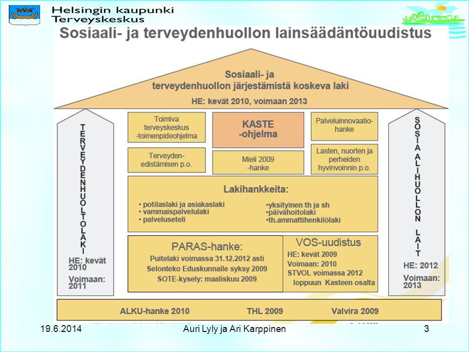 19.6.2014Auri Lyly ja Ari Karppinen3