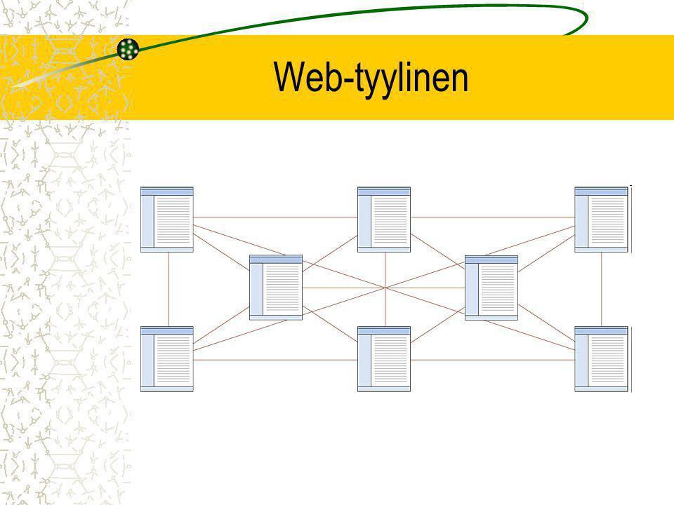 Web-tyylinen