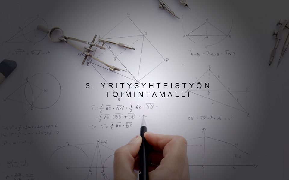 T IEDOSTA M ENESTYS 3. YRITYSYHTEISTYÖN TOIMINTAMALLI