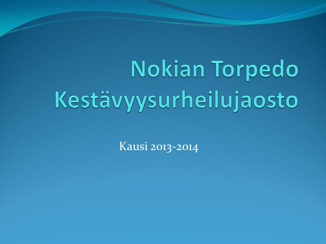 Kausi 2013-2014