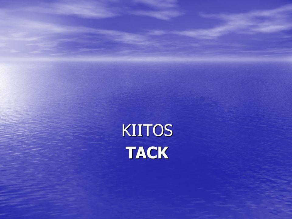 TACK KIITOS