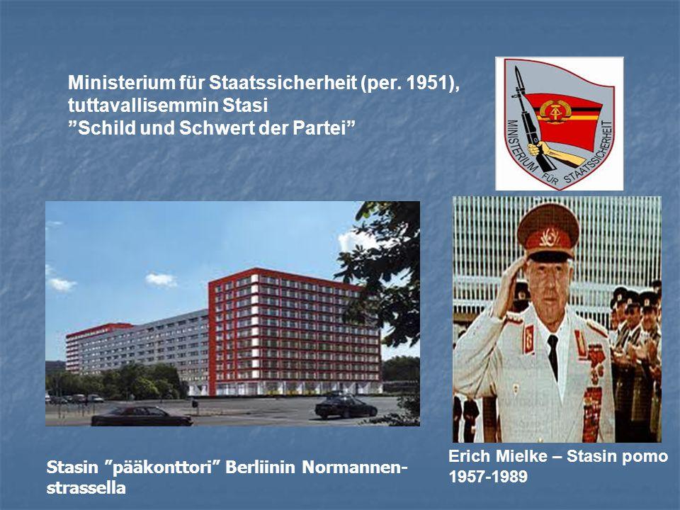 Ministerium für Staatssicherheit (per.