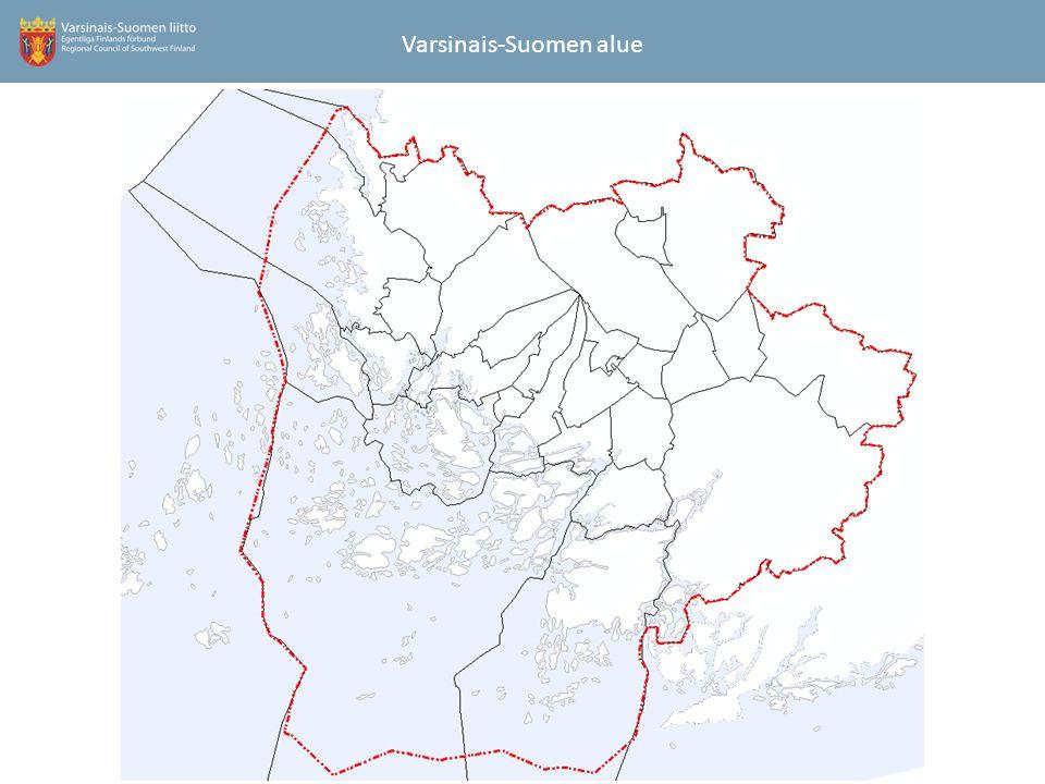 Varsinais-Suomen alue