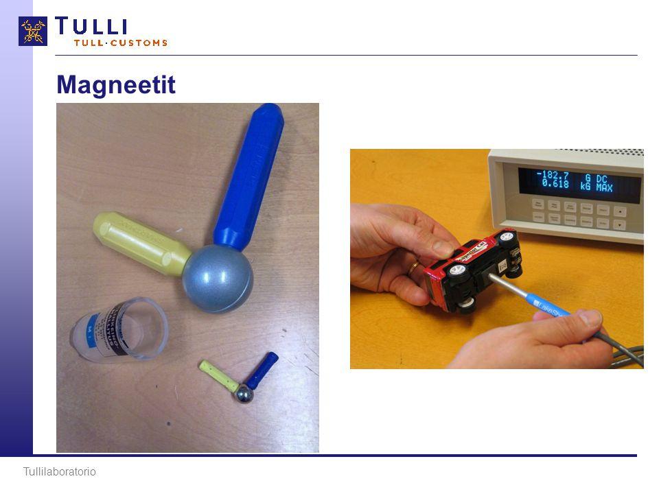 Magneetit Tullilaboratorio