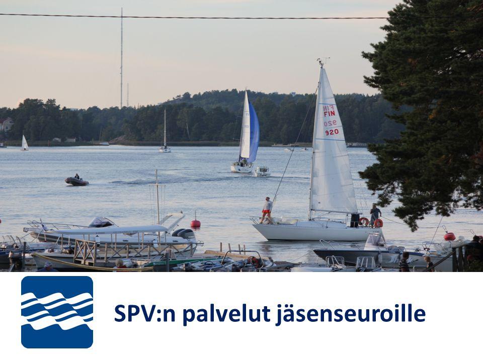 SPV:n palvelut jäsenseuroille