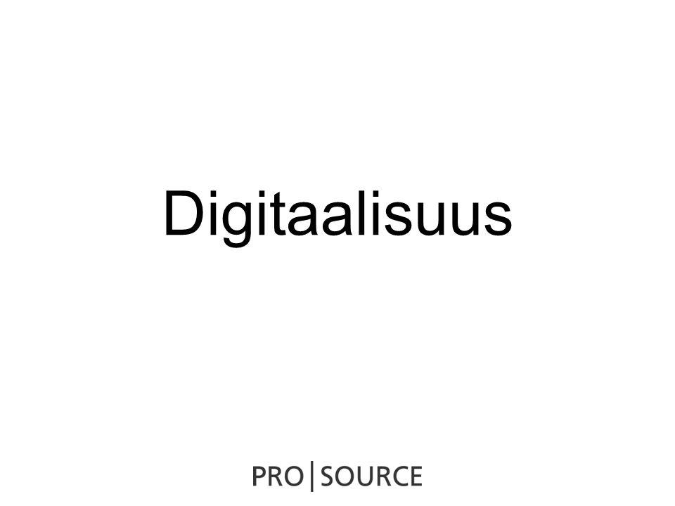 Digitaalisuus