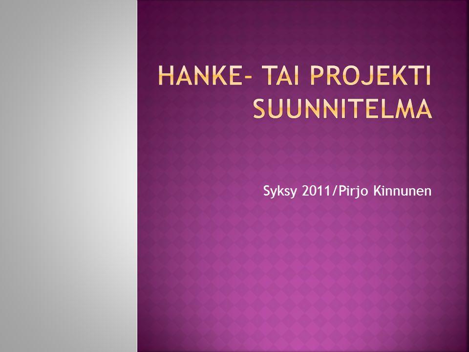 Syksy 2011/Pirjo Kinnunen