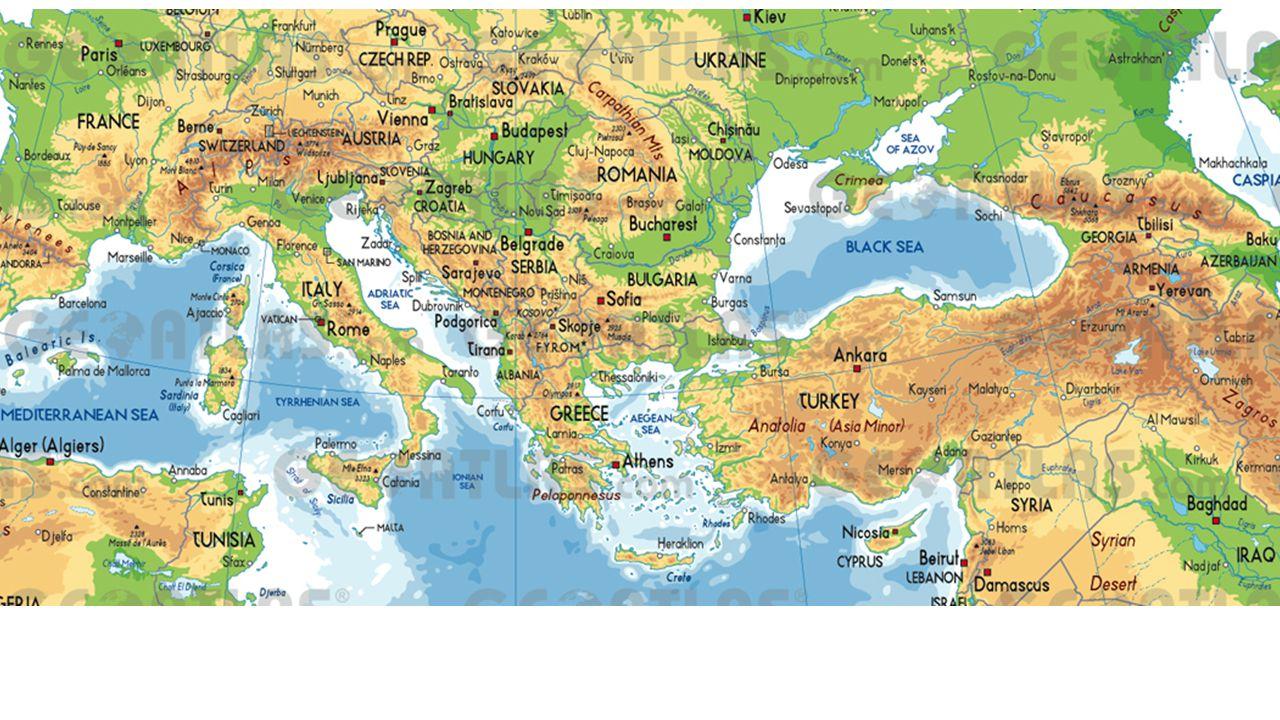 Valimeren Ymparysvaltiot Italia Ja Turkki Ppt Lataa