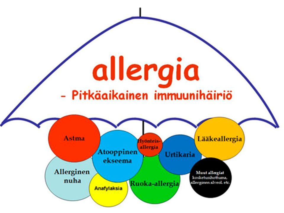 proteiini allergia