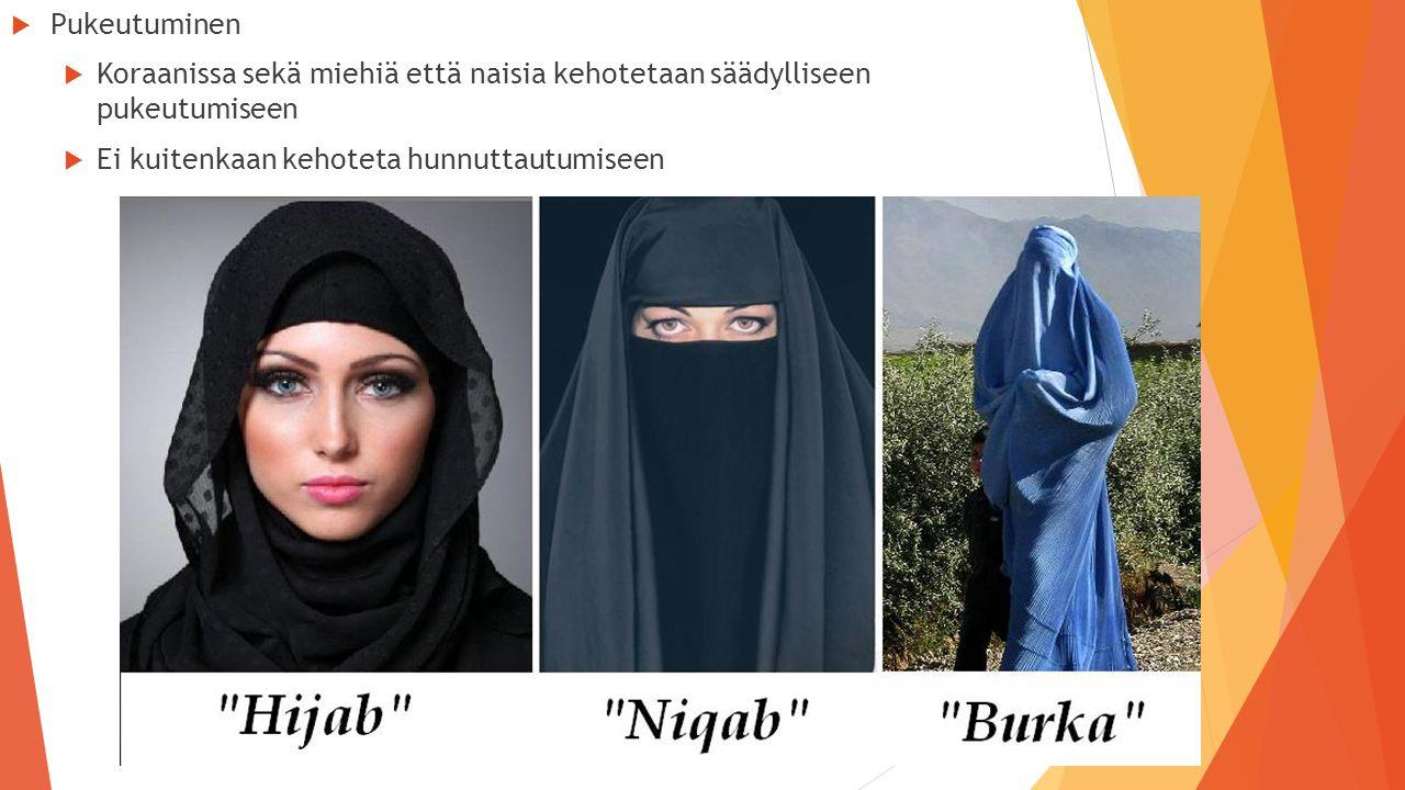 Opettajien nettipalvelu: Islam ei pyri tekemään kaikista muslimeja, sukupuolet islamissa tasavertaisia