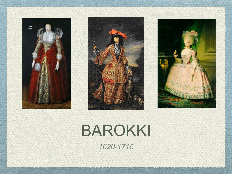 barokki pukeutuminen