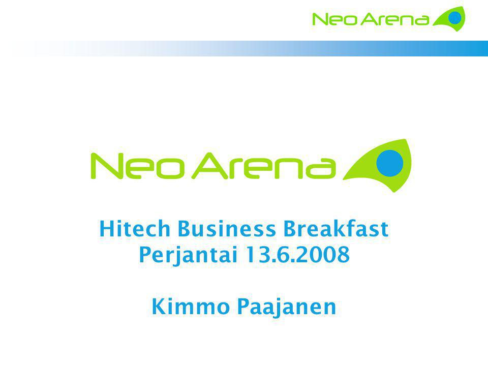 Hitech Business Breakfast Perjantai Kimmo Paajanen